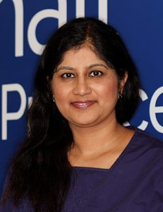 Ipswich dentist Dr Nandini